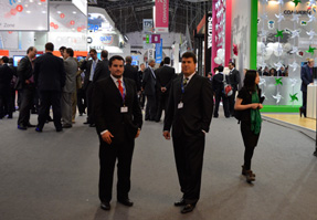 Leib ICT at Mobile World Congress 2012